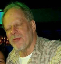 Photo of Stephen Paddock that circulated the internet during the initial moments when it was reported he was a Mass Shooter in Las Vegas.
