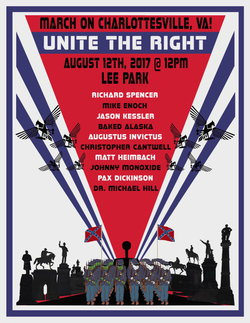 Unite the Right wiki, Unite the Right history, Unite the Right news