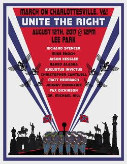 Unite the Right wiki, Unite the Right history, Unite the Right news