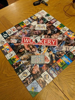 Wookery Board Game wiki, Wookery Board Game review, Wookery Board Game news